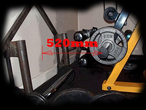 Powertec wb ls10 homemade gym stuff cosas for Gimnasio casero