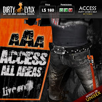 DL Access belt
