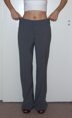 Alterations Needed: Banana Republic Petite Pants
