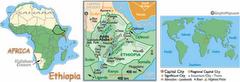 New Map of Ethiopia