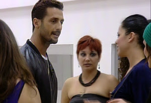 Fabrizio Corona Big Brother Albania 3