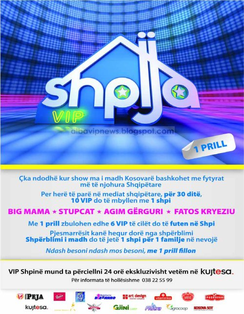 VIP Shpija