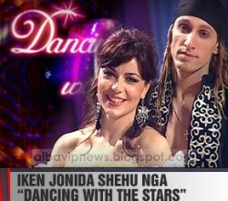 Jonida Shehu & Davide Zongoli Dancing With The Stars Albania