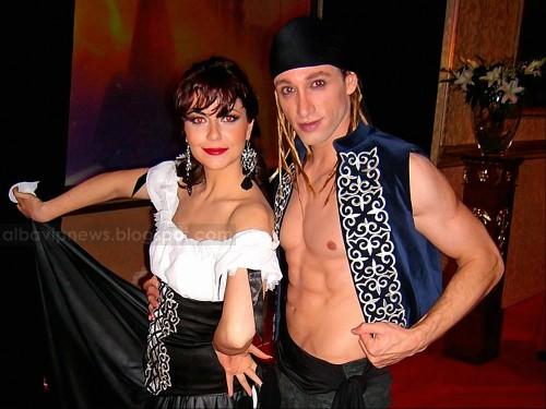 Davide Zongoli & Jonida Shehu