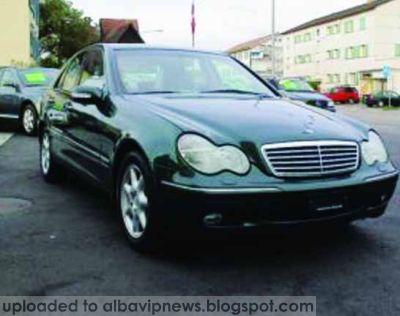 Mercedesi i Hysniut kishe