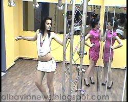 Konkurence në kercim midis vajzave