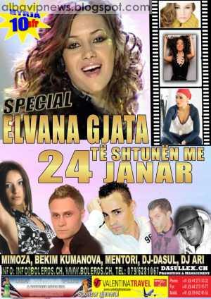 Boleros Club 24 Janar 2009