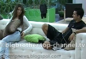 Arjoni Big Brother Albania 2