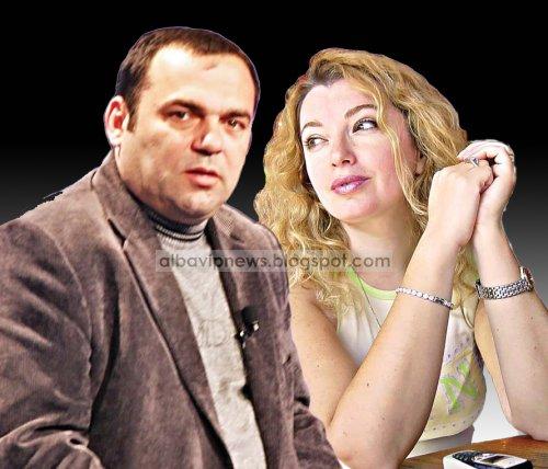 Rovena Dilo dhe Florian Riza
