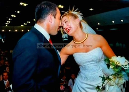 Anita Mucaj e Ramush Haradinaj
