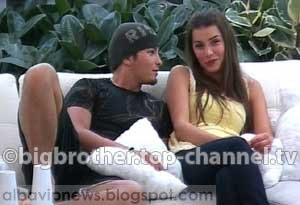 Arjoni Moza Big Brother Albania 2