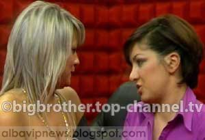 Aida Big Brother Albania 2