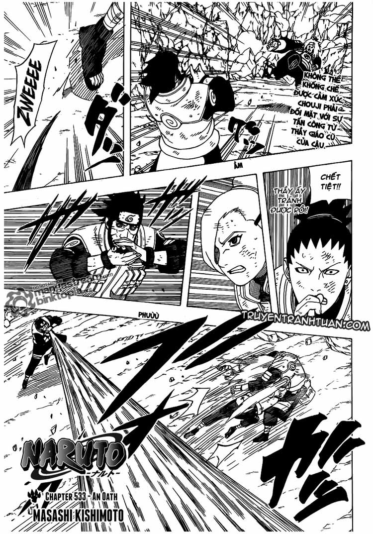 Naruto - Chapter 533 - Pic 1