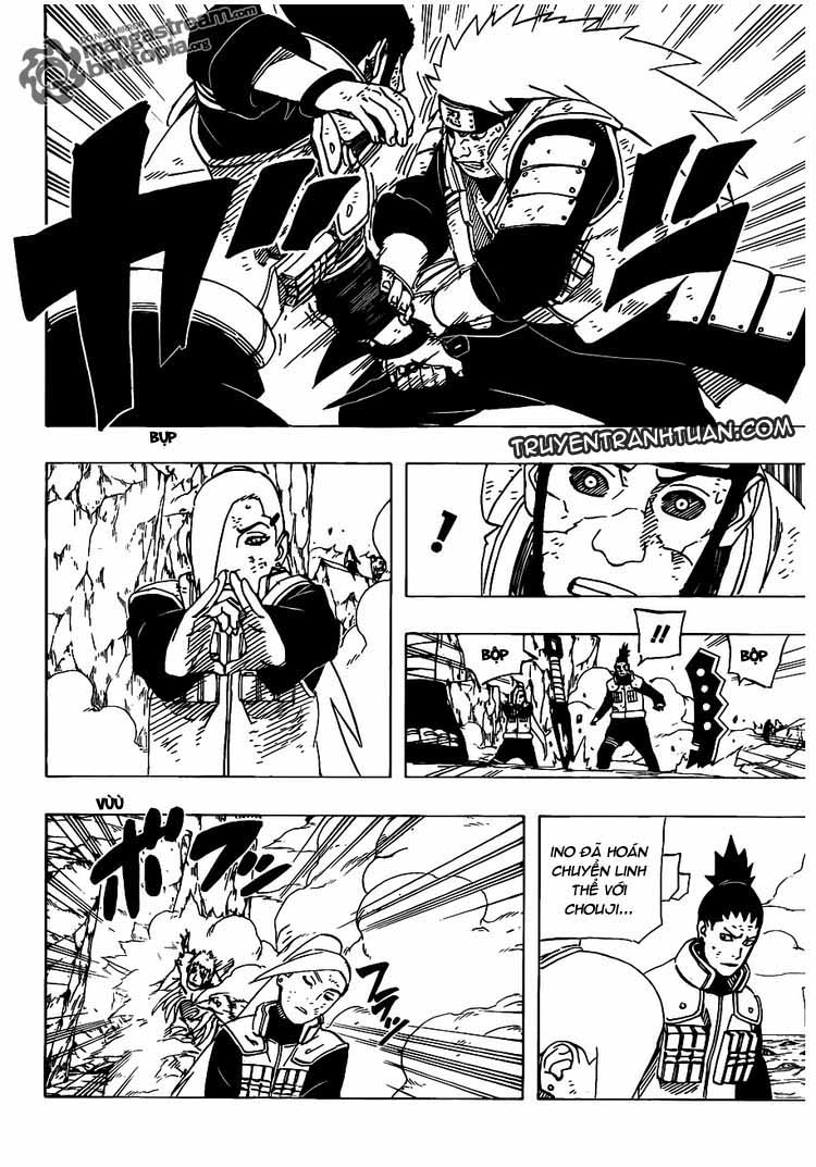 Naruto - Chapter 533 - Pic 6