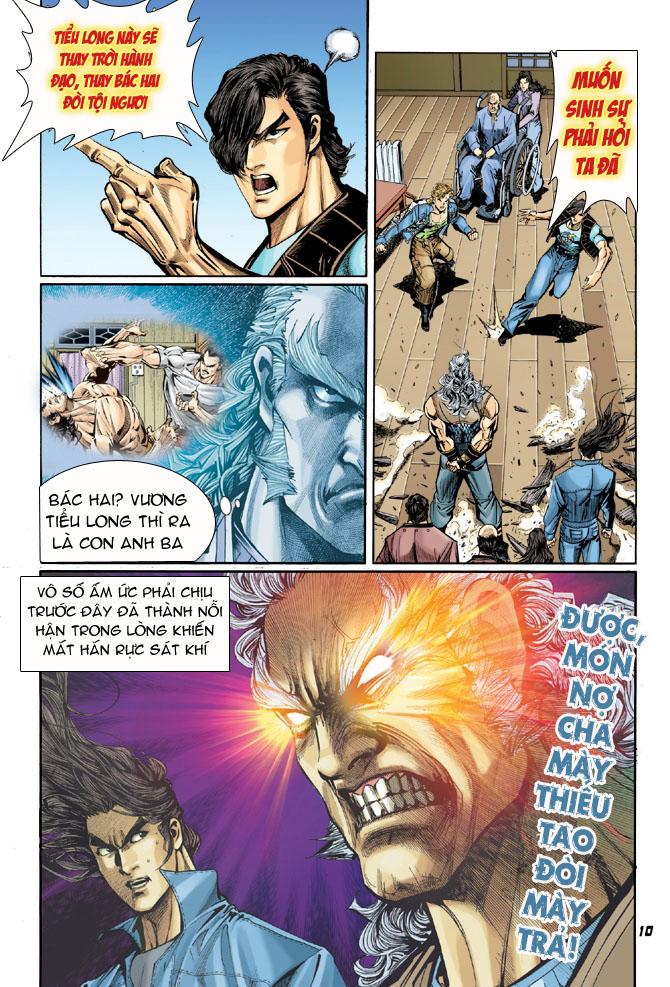 Tân Tác Long Hổ Môn chap 43 - Trang 8