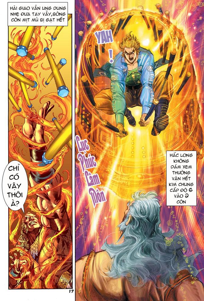 Tân Tác Long Hổ Môn chap 43 - Trang 15