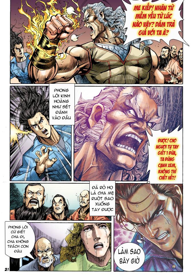 Tân Tác Long Hổ Môn chap 43 - Trang 19
