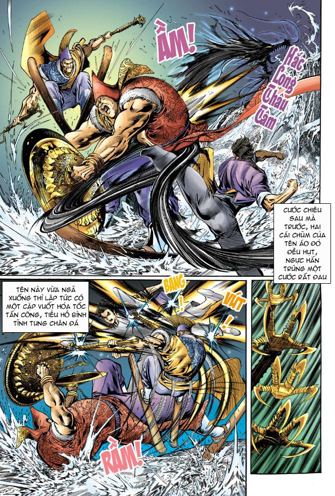 Tân Tác Long Hổ Môn chap 43 - Trang 23