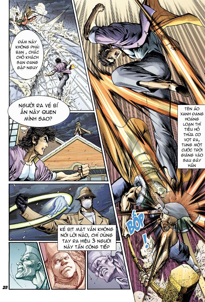 Tân Tác Long Hổ Môn chap 43 - Trang 27
