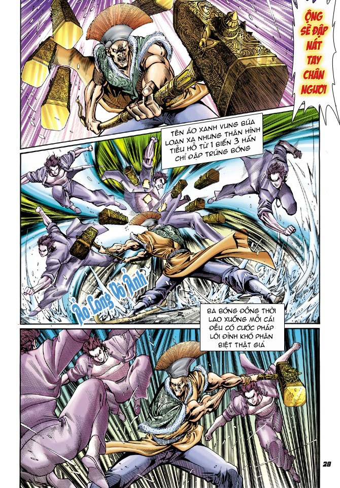 Tân Tác Long Hổ Môn chap 43 - Trang 26
