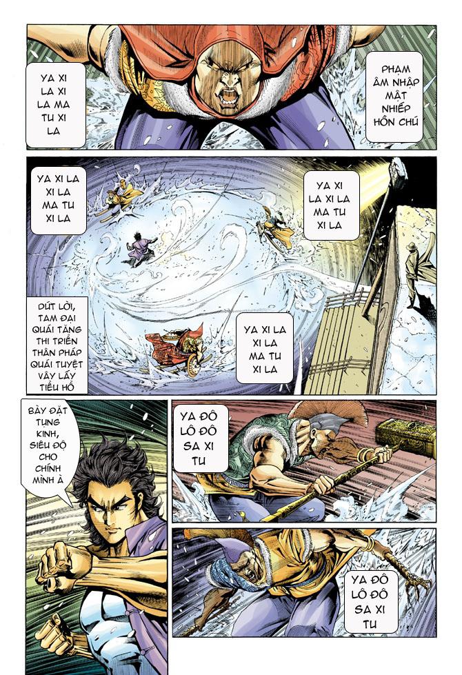 Tân Tác Long Hổ Môn chap 43 - Trang 28