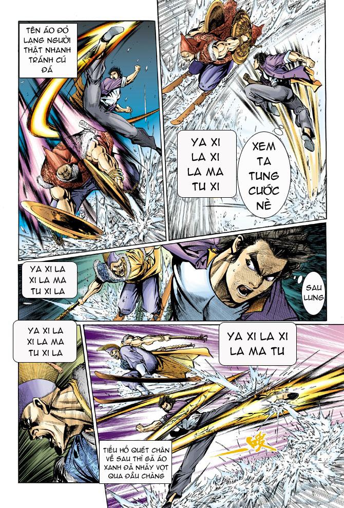 Tân Tác Long Hổ Môn chap 43 - Trang 29