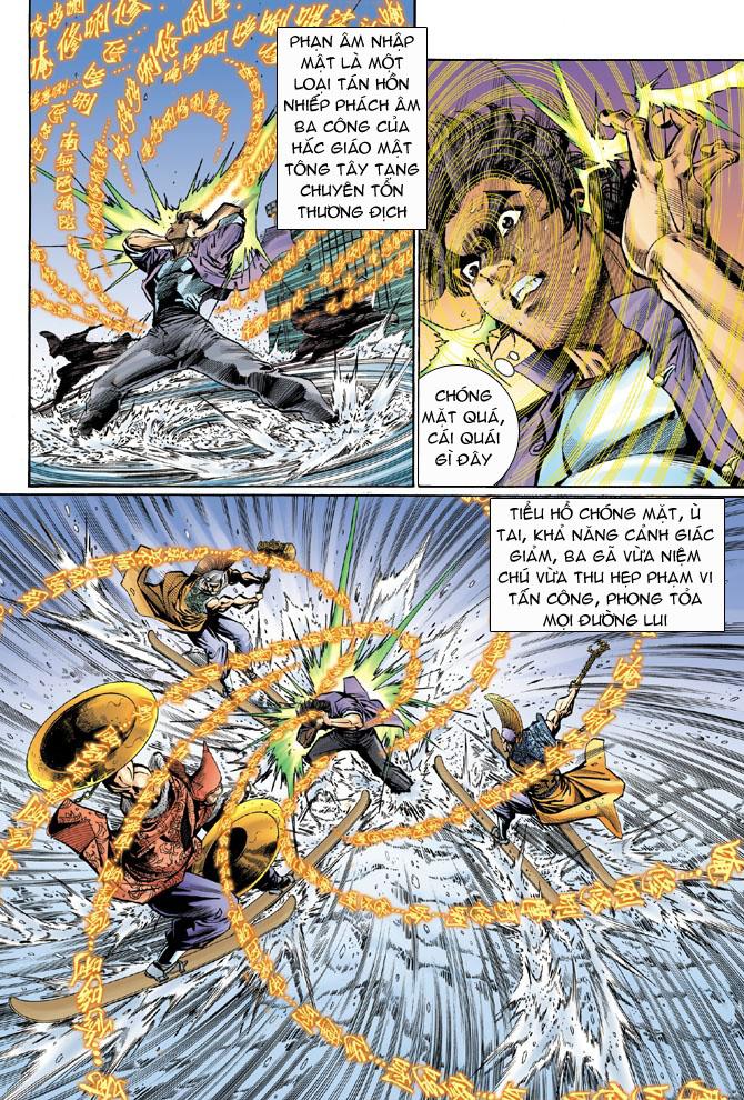 Tân Tác Long Hổ Môn chap 43 - Trang 30