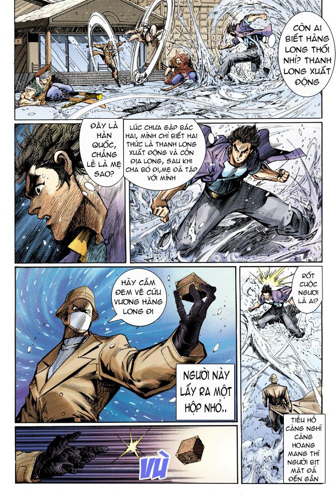 Tân Tác Long Hổ Môn chap 43 - Trang 34