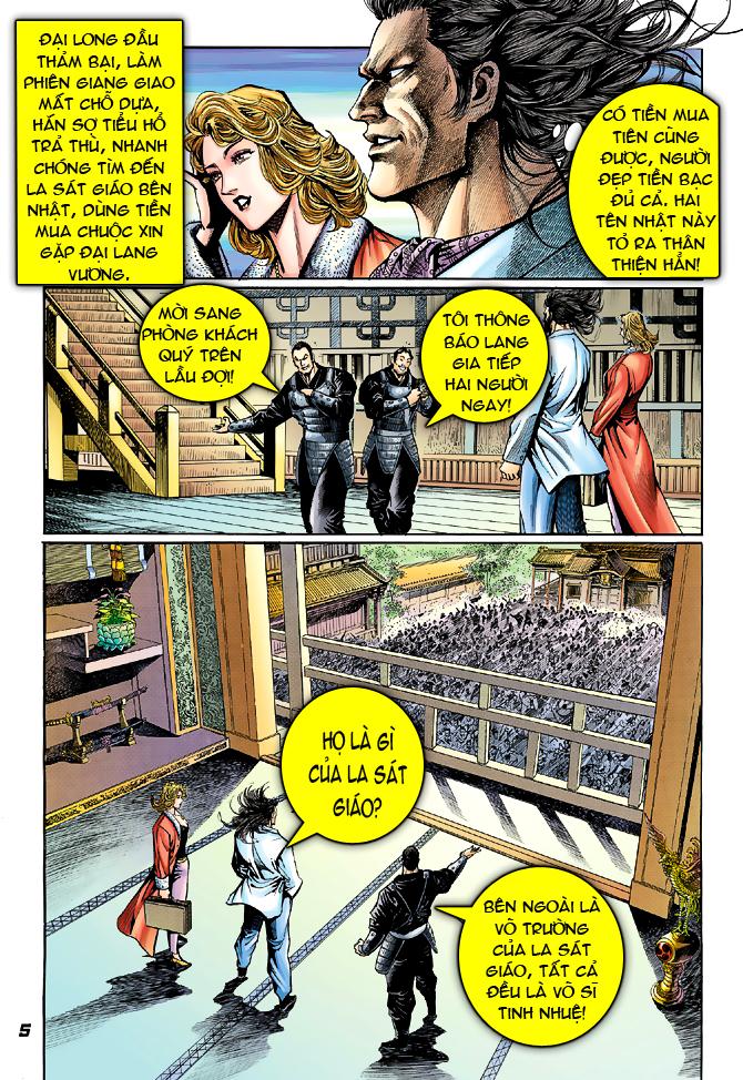 Tân Tác Long Hổ Môn chap 39 - Trang 5