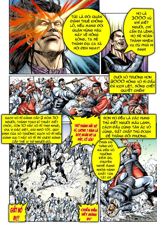 Tân Tác Long Hổ Môn chap 39 - Trang 6