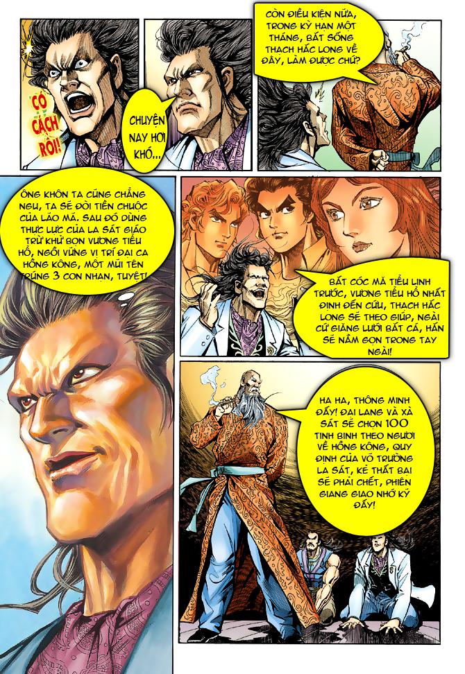 Tân Tác Long Hổ Môn chap 39 - Trang 10