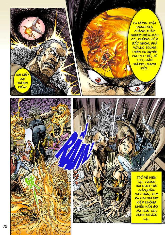 Tân Tác Long Hổ Môn chap 39 - Trang 18