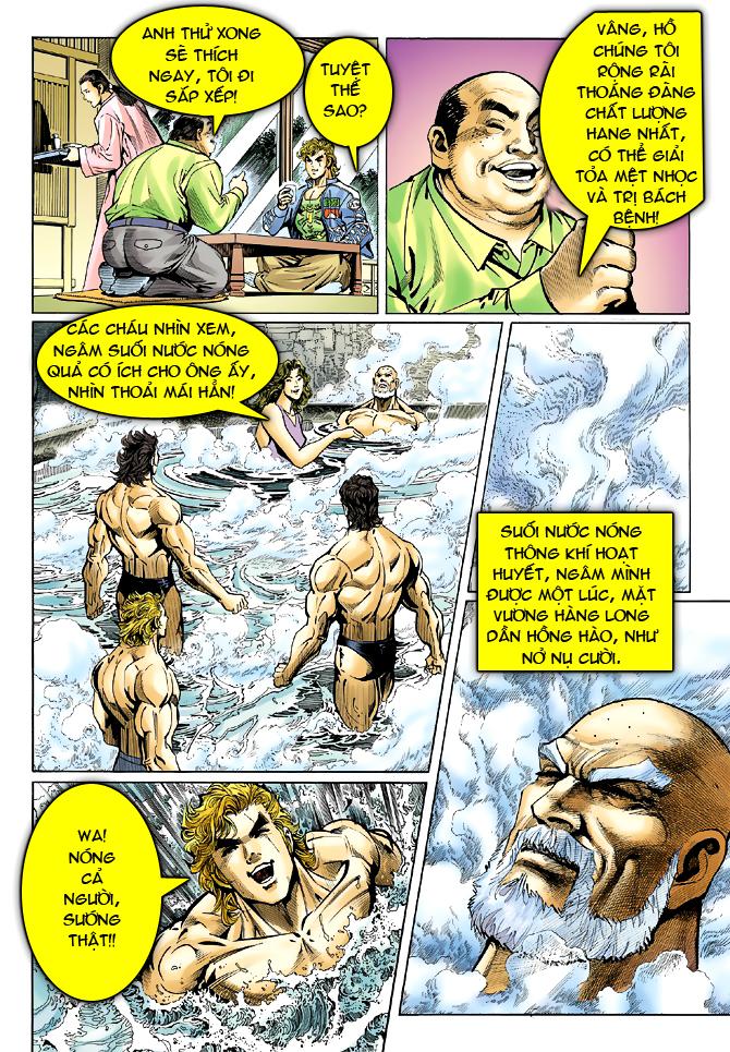 Tân Tác Long Hổ Môn chap 39 - Trang 31