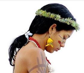 EL EMBARAZO DE LA MUJER INDÍGENA / http://yabarana.blogspot.com/2008/06/el-embarazo-de-la-mujer-ind