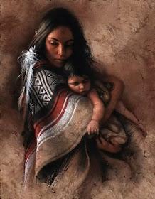 Hoy recordé mis pasos y los rezos que cantaba mi abuela... mujer Sabia de mirada dulce, de palabra