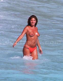 beth chapman naked nude