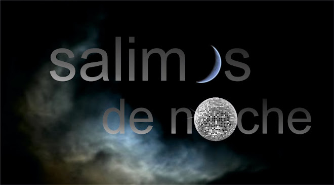 SALIMOS DE NOCHE POR BUENOS AIRES