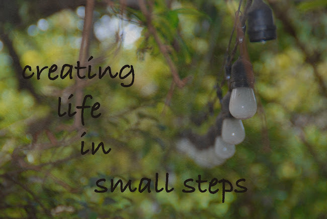 Creating Life in Small Steps