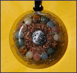 Astral Travel Orgone Pendant