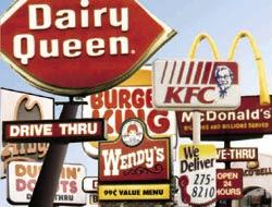 classification essay on fast food restaurants