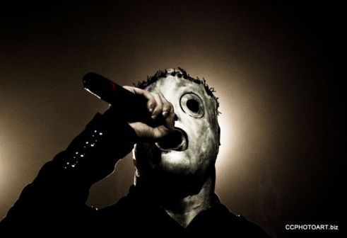 corey taylor slipknot. Metal On Earth