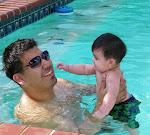 Daddy and Ashton