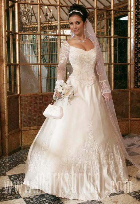 Long Sleeve Wedding Dresses   : Education plus entertainment why you should have a long