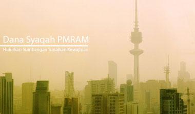 Bersama jayakan Misi Dana Syaqah PMRAM!