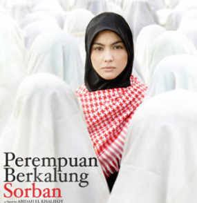 Foto: Perempuan Berkalung Sorban (detiknews.com)