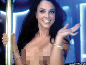 Foto Topless Britney Spears