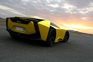 Mobil Lamborghini Madura