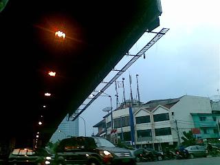 Flyover Kemayoran