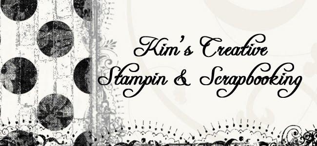 Kim's Creative Stamping!
