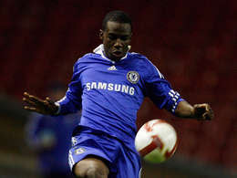 French teenager Gael Kakuta